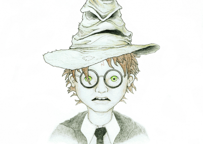 Harry Potter et le Choixpeau magique
